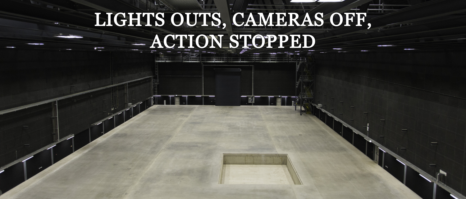 lights out cameras off action stopped