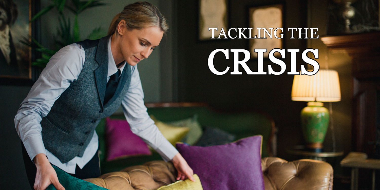 tackling the crisis
